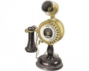 This must be the modern telephone design