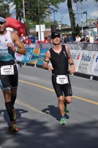Oliver Bender during the Marathon