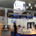 Our stand at CeBIT 2013