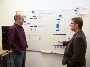 KVM training with Hendrik Müller