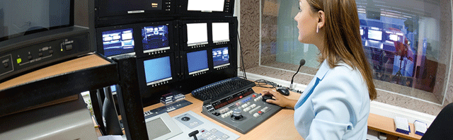 KVM – versatile devices, versatile applications: studios and OB vans