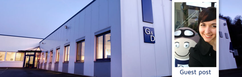 The other side of a press release – a look behind the scenes of G&D
