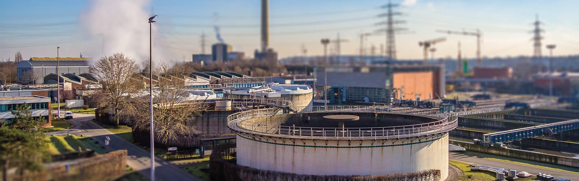 Wastewater treatment with KVM from G&D? This is how it works