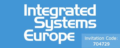 Logo ISE mit Einladungs-Code