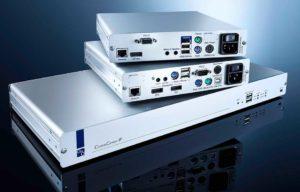 Highlight at IBC: G&D's new KVM-over-IP matrix ControlCenter-IP