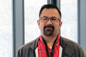 GDNA's new Application Engineer Jaime Lopez