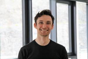 GDNA's new Marketing Manager Joe Welkie