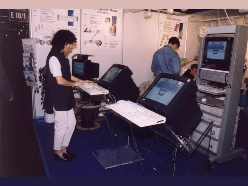 CeBIT 1997