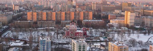 G&D in Moskau: heiße KVM-Lösungen bei -6°C