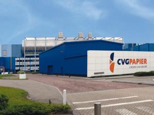 CVG-Papierfabrik in den Niederlanden