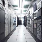 Rechner im separaten Serverraum
