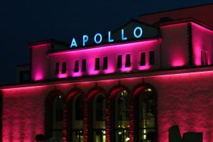 Das Apollo-Theater in Siegen