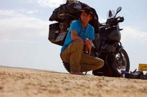 Der Chauffeur und sein Motorrad - Vaclav Turek (Service)