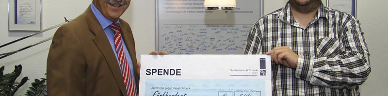 Auf die Plätze, fertig, los: G&D unterstützt VTB Wilnsdorf