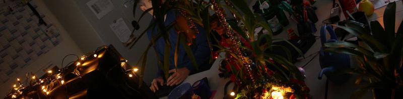 Alle Jahre wieder bei G&D – der Weihnachtsschmuck der besonderen Art