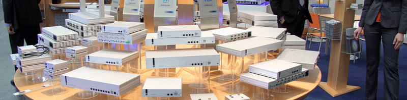 CeBIT, NAB Show, Broadcast Asia: die G&D-Messen 2015