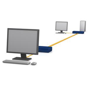 KVM-Extender: So verbinden Sie Rechner- und Arbeitsplatzmodule