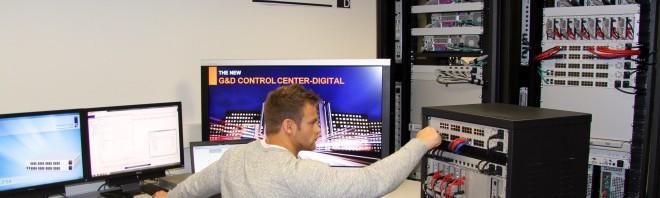 G&D unterwegs in Fernost: unsere Geräte auf der BroadcastAsia