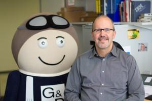 Martin Althaus, Teamleiter Produkt-Management