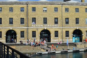 Action Stations Portsmouth