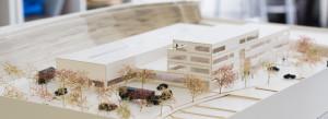 So soll das neue G&D-Gebäude aussehen