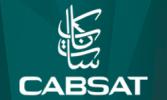 Messelogo CABSAT