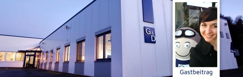 Die andere Seite der Pressemeldung – ein Blick hinter die Kulissen von G&D