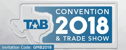Logo TAB Convention & Trade Show (Einladungscode: GMB2018