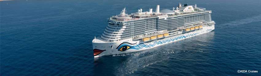 AIDAnova: G&D-Systeme unterwegs auf einem Kreuzfahrtschiff der Spitzenklasse