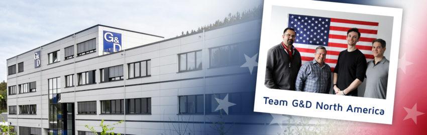 G&D North America zu Besuch in Deutschland