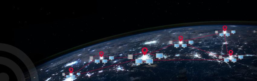 Standortübergreifende Zugriffe mit Systemen von G&D