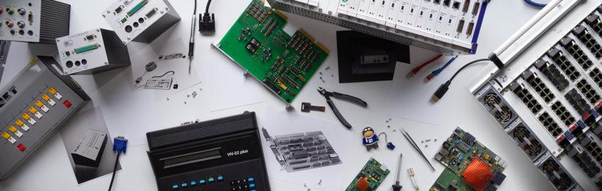 35 Jahre G&D – KVM-Produkt-Highlights von 1985 bis heute