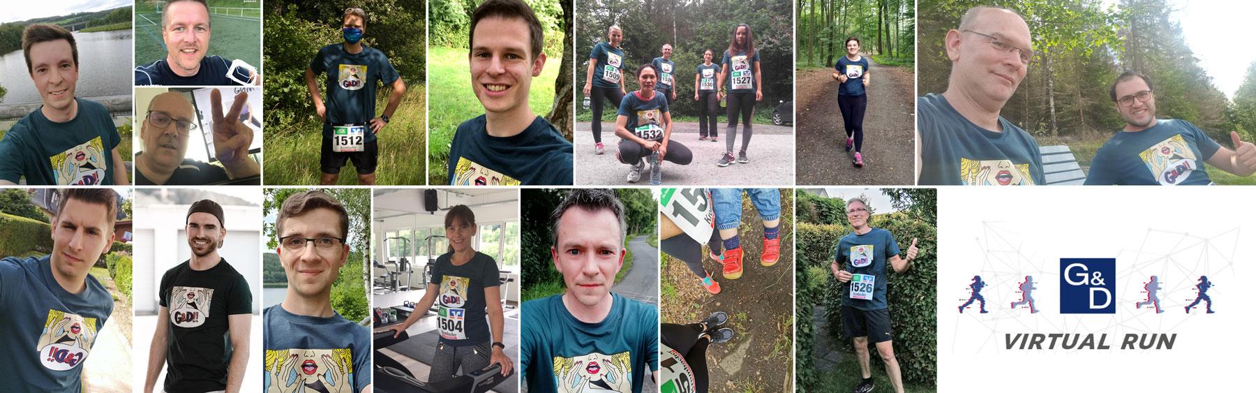 Virtual Run 2020 – Siegerländer AOK-Firmenlauf mal ganz anders