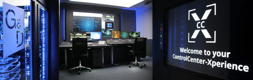 ControlCenter-Xperience – Showroom der technischen Superlative
