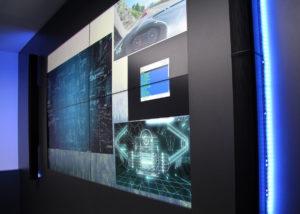 Videowand im ControlCenter-Xperience